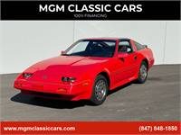1986 Nissan 300ZX T TOPS LOW MILES  1 OWNER