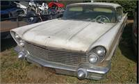 1960 lincoln continental 2dr cpe