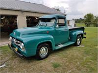 55 FORD F100