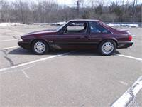 1990 MUSTANG LX FOX 5.0 EVERY OPTION