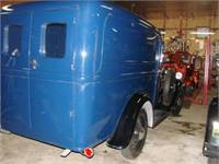 32 FORD ALL STEEL PANEL TRUCK