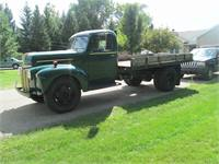 1946 Ford 1 1'2 Ton Stake Truck