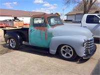 1954 Chevy Pickup project