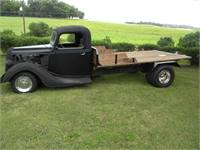35 Ford Hot Rod Truck