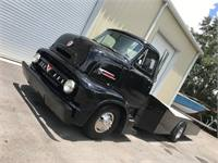 1953 Ford C500 COE Cab Over hauler custom