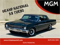 GRAND NATIONAL 3.8 TURBO