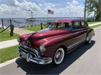 1948 Oldsmobile Ninety Eight Futuramic