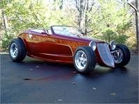 1933 Ford Speedstar Roadster
