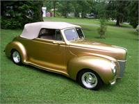 1940 Ford Convertible
