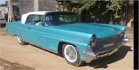 1959 lincoln continental mk IV convertible with rare factory AC..RESTORED CALIFORNIA CAR