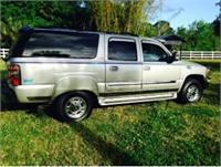 2004 GMC 3/4 Ton (2,500) Yukon XL 4X4