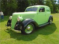 1936 Ford Custom Delivery
