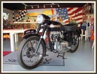 1956 Triumph 650