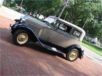 1931 Ford Vicky/Victoria