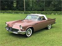 Beautiful 1957 Ford Thunderbird with 39k actual  miles and A/C