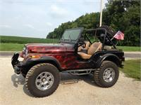 CJ5 Custom Jeep