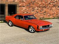 PRO TOURING SUPERCHARGED 5 SPEED LS RESTO MOD