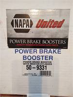 1984-1986 Ford F-250 NAPA Brake Booster With Master Cylinder Part # 50-9331
