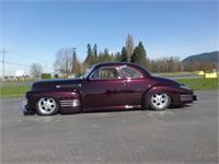 Ready for show season Cadillac Coupe