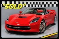 Corvette Roadster Low Mileage