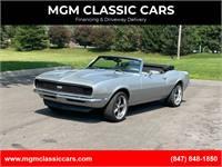 1968 Chevrolet Camaro CUSTOM CONVERTIBLE LS1 PRO TOURING WATCH MY VIDEO!