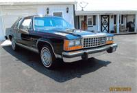 1983 Ford Crown Vic