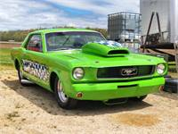 1966 Ford Mustang Pro Street