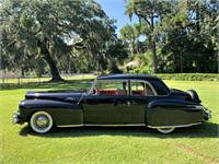 Beautiful 1948 Lincoln Continental V12 Club Coupe