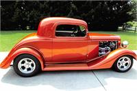 1935 Chevy Coupe