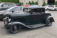 1932 Ford 5W Coupe