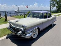 Very rare 1957 Packard Clipper Town Sedan