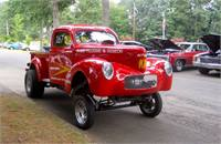 Willys pick-up