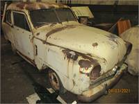 1951 Crosley CD Four Tudor Sedan