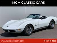 1974 Chevrolet Corvette C3 CONVERTIBLE - HARDTOP - L48 350 - LOW MILES