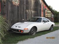 1973 Opel GT 1900 A / L Coupe