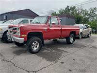 1987 Chevy Square Body
