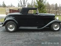 1932 Ford Model 18 Brookville Roadster