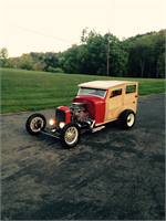 1927 Ford Woody Streetrod