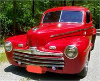 1946 Ford Coupe street rod