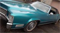 1970 Cadillac Eldorado same owner for about 40 years