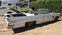 1958, 59, & 60 lincoln parts