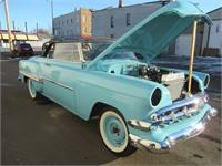 1953 chevrolet convertible project car