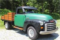 1949 GMC Stake Bed