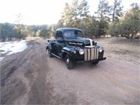 46 Ford Pickup