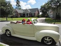 1940 Ford Custom Convertible