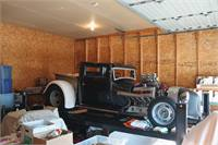 1927 Ford pick-up truck