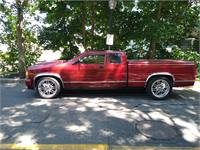 Chopped Dodge Dakota