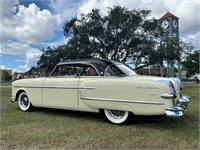 Beautiful original 1954 Packard Pacific with PS, PB, Seat, 40k miles and complete history