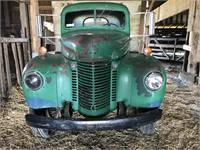 1941 International Farm Truck