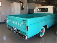 1965 Chevy C10 pickup